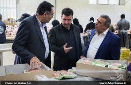 دولت در راستای حمایت از مصرفکنندگان گوشت مرغ یارانه پرداخت میکند