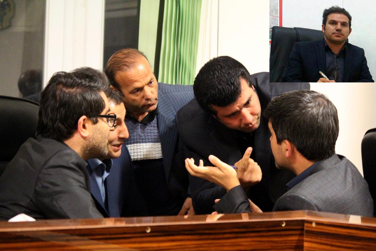 شهردار منتخب شورای شهر اهر تأیید نشد