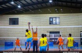 مسابقات قهرمانی کارگران اهر، جام شهید سردار ذاکر حیدری در ۳ رشته ورزشی