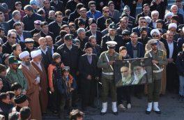 تظاهرات ضدآمریکایی – صهیونیستی در اهر برگزار شد