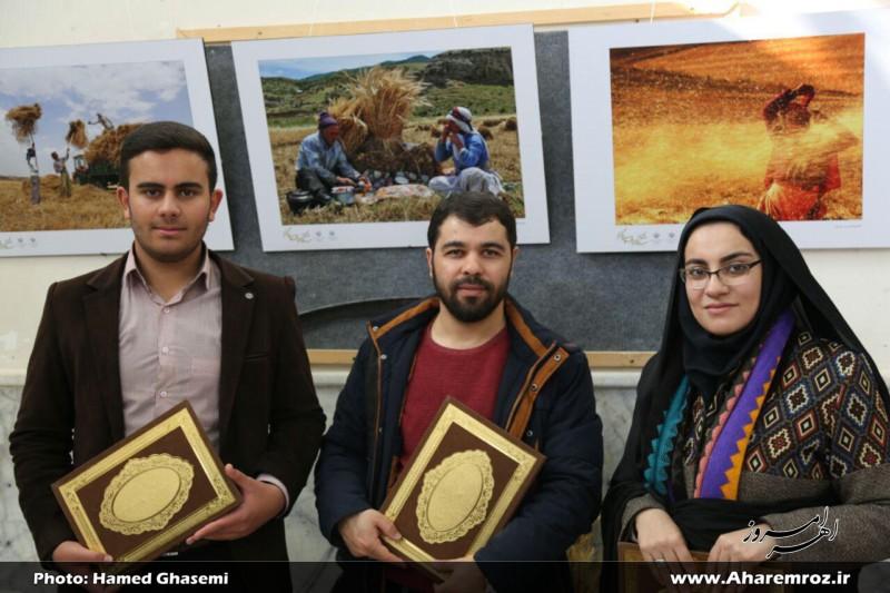 عکاسان اهری در جشنواره استانی عکس هشترود طلایی شدند