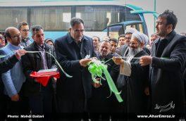 خط تولید تینر سبز و بدون بو در دانشگاه آزاد اسلامی واحد اهر افتتاح شد