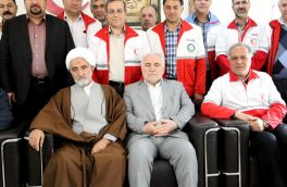 تجهیز و تقویت هلالاحمر آبروی ایران را در مجامع بینالمللی حفظ میکند