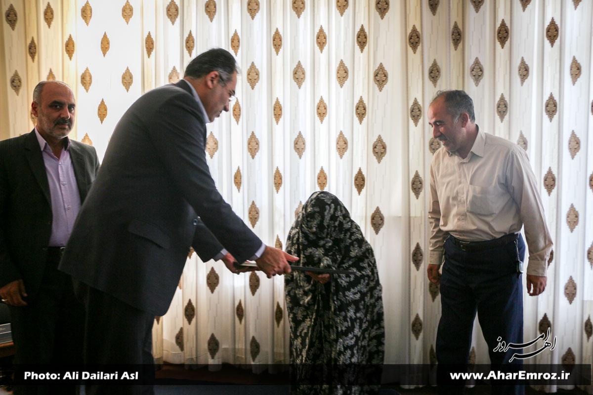 اقتدار ایران عزیز نشأت گرفته از جانفشانیهای شهدا و ایثارگران است