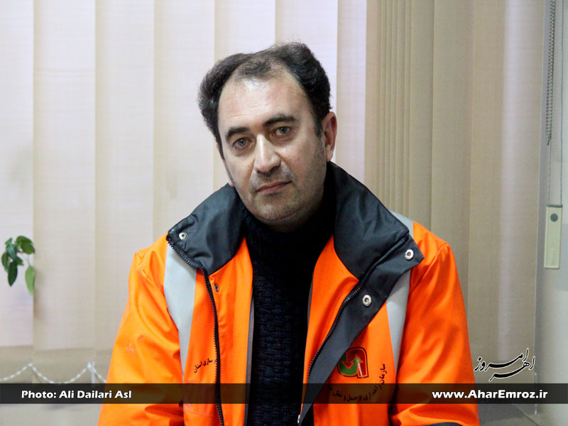 دلیل تأخیر در تکمیل پروژه زیرگذر ورودی شهر اهر از بزرگراه اهر-تبریز چیست؟
