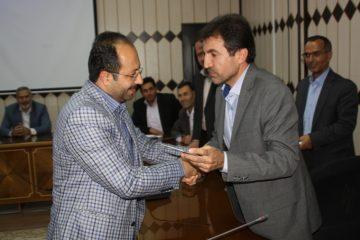 مدیران کل برنامهریزی و امور اقتصادی دانشبنیان و عمرانی دانشگاه آزاد واحد اهر معرفی شدند