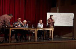 میرعباس خلیفهلو عضو هیئت مدیره انجمن هنرهای نمایشی آذربایجان شرقی شد