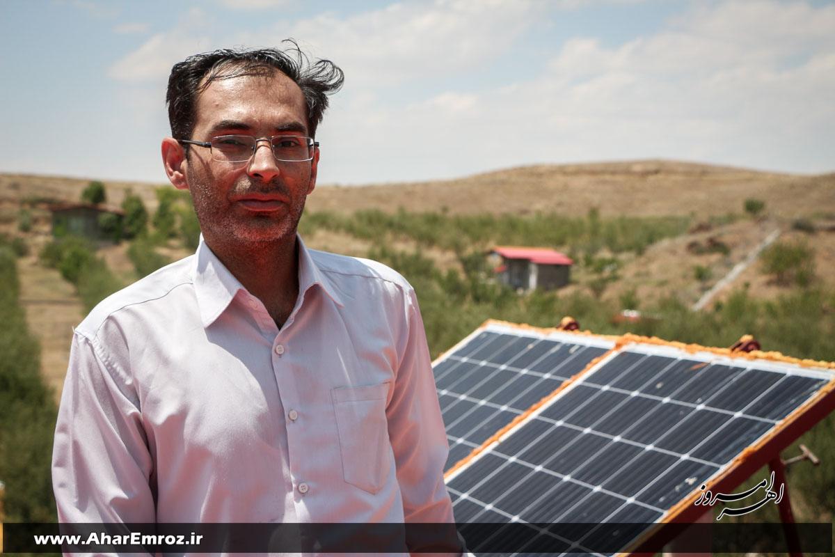 طراحی پنل های خورشیدی با بیشترین بازده و کمترین هدر رفت انرژی و هزینه