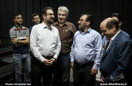 معاون وزیر ارشاد از دبیرخانه جشنواره سراسری تئاتر کوتاه اهر بازدید کرد