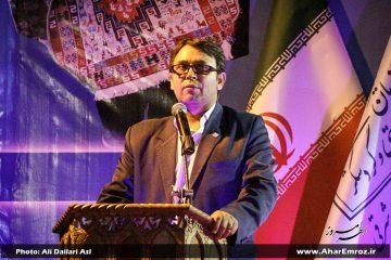 بیش از ۲۳ هزار نفر در طول پنج روز از هشتمین جشنواره ملی ورنی اهر بازدید کردند