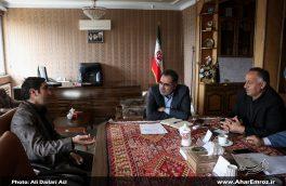 تصویری/ دیدار عمومی فرماندار شهرستان اهر با مردم (۱۸ مهر ماه ۱۳۹۷)