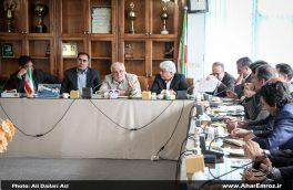 تصویری/ جلسه شورای ICT شهرستان اهر