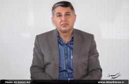 کسب مقام نخست جشنواره رجائی توسط اداره کل امورمالیاتی استان آذربایجان شرقی