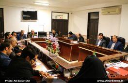 اعضای کمیته بررسی و دبیرخانه دائمی نامگذاری معابر عمومی شهر اهر انتخاب شدند