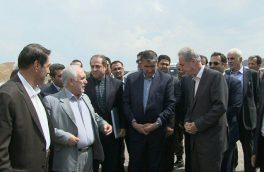 ۲۰ کیلومتر از پروژه بزرگراه «اهر-تبریز» امسال به بهرهبرداری میرسد