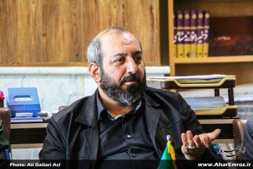 هزینه کرد اعتبار محدود سازمان بسیج هنرمندان نباید در تبریز محدود شود/ جبهه فرهنگی و هنری در کشور تشکیل میشود