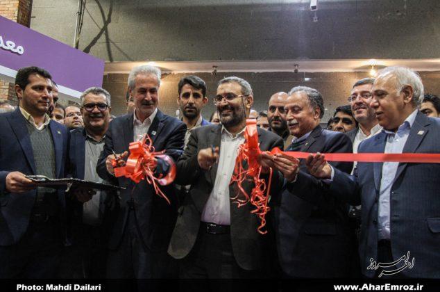 تصویری/ آئین افتتاح هفتمین نمایشگاه رینوتکس ۲۰۱۹ در تبریز
