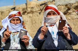 تصویری/  انتخابات در روستاهای قشلاقی و عشایری شهرستان اهر