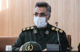 سپاه و بسیج ماسک و لباس کادر درمانی اهر را تامین میکنند / توزیع ۳۷۰۰۰ پَک بهداشتی در شهر و روستاها