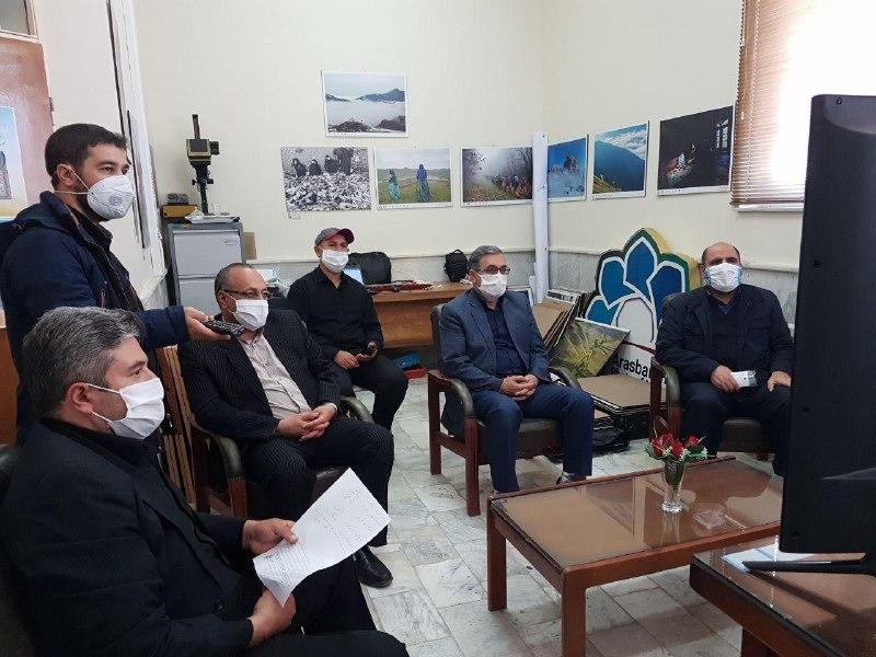 """نتایج داوری جشنواره مجازی عکاسی"""" ما کرونا را شکست می دهیم ( ویژه شهروندان اهری)"""" منتشر شد"""