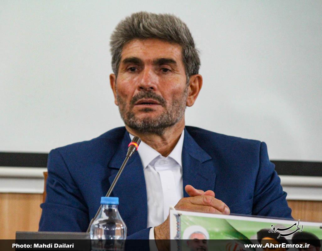 شعار «اهر و ارسباران؛ پایتخت ورنی ایران» را عملی کنید؛ عقبماندگی اهر با داشتن ظرفیتها قابل قبول نیست