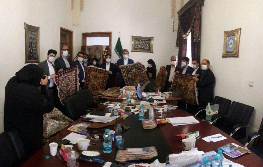انتخاب «اهر» به عنوان شهر ملی ورنی تصویب شد