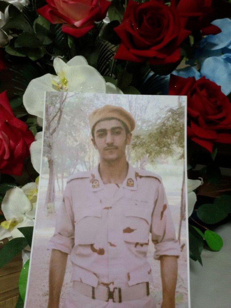 پیکر شهید «ساسان امیرخانی حسینکلو» فردا در اهر تشییع و خاکسپاری میشود