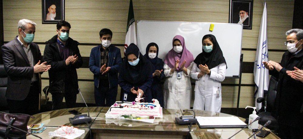 تصویری/ تجلیل از پرستاران و مدافعان سلامت به مناسبت روز پرستار در اهر
