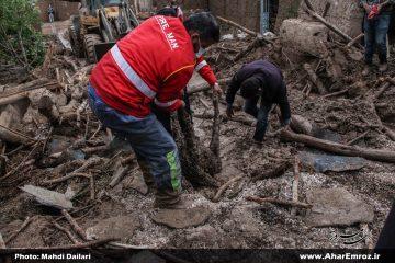 خسارت ۲۲ میلیارد تومانی سیل پنجشنبه به اراضی زراعی و باغات اهر/ ۲ واحد مسکونی آسیبدیده از سیل در اهر نیاز به بازسازی دارد