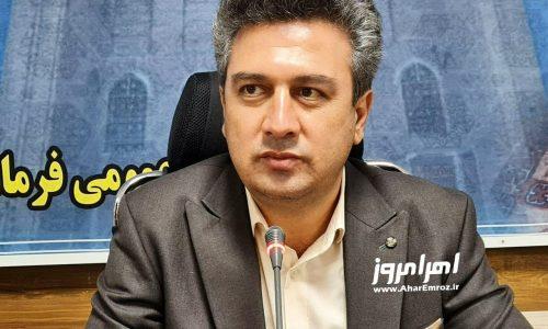انتخاب ابولفضل رضایی فرد اولین رئیس ششمین دوره شواری اسلامی شهر اهر